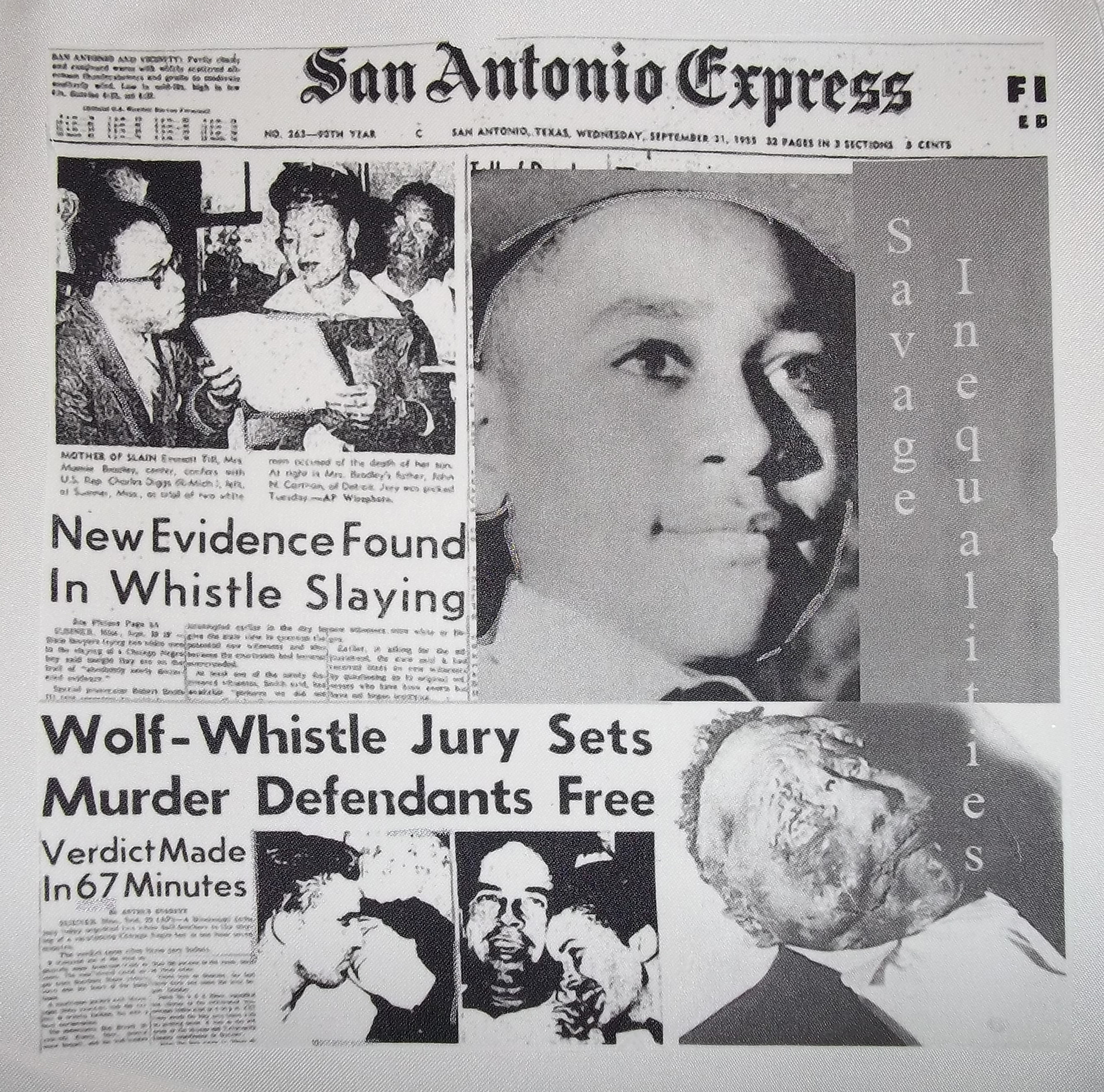 "an introduction to the life of emmitt till December highlights in us women's history december  of emmitt till despite  which resulted in her 1976-77 ""tree of life"" series where her mud."
